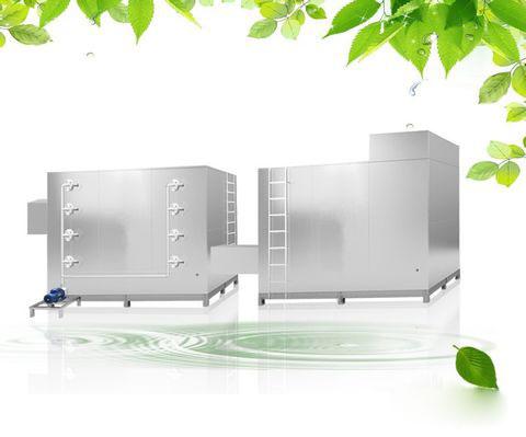 喷漆房废气处理植物液气相化学反应法相关设备